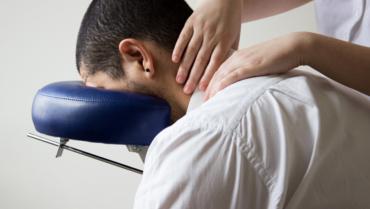 Massagens nas Empresas