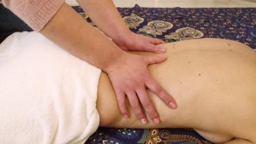 Massagem Shiatsu